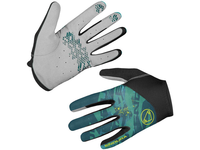 Endura Hummvee Lite II Handschuhe Damen kingfisher